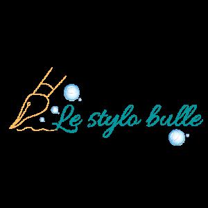 Le stylo bulle-logo